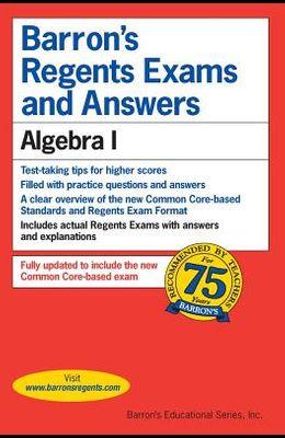 Regents Exams and Answers: Algebra I