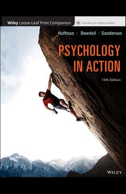 Psychology in Action, 12th Edition