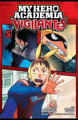 My Hero Academia: Vigilantes, Vol. 5, 5