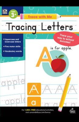 Trace with Me: Tracing Letters