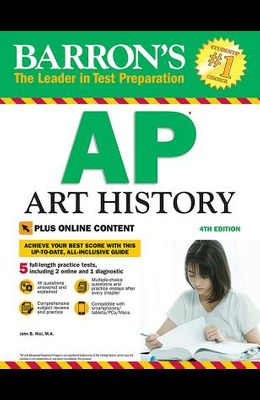 Barron's AP Art History with Online Tests