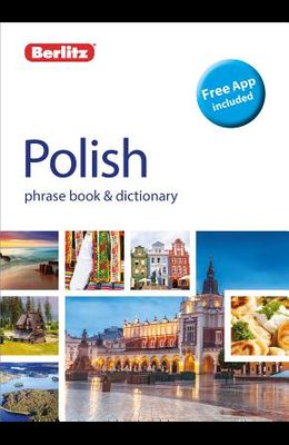 Berlitz Phrase Book & Dictionary Polish (Bilingual Dictionary)
