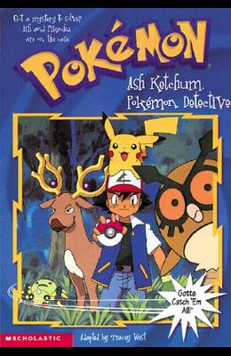 Ash Ketchum, Pokemon Detective