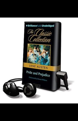 Pride and Prejudice [With Earbuds]