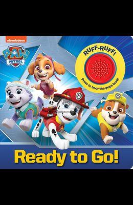Nickelodeon Paw Patrol: Ready to Go!