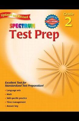 Test Prep, Grade 2