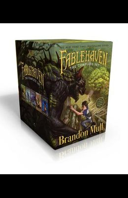 Fablehaven Complete Set (Boxed Set): Fablehaven; Rise of the Evening Star; Grip of the Shadow Plague; Secrets of the Dragon Sanctuary; Keys to the Dem