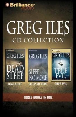 Greg Iles Collection: Dead Sleep/Sleep No More/True Evil