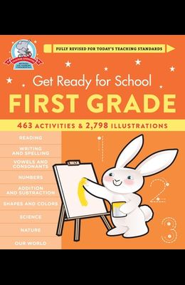 Get Ready for School: First Grade (Revised and Updated)