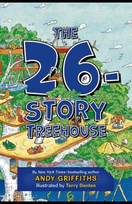 The 26-Story Treehouse: Pirate Problems!