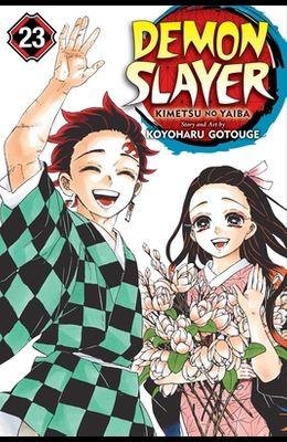 Demon Slayer: Kimetsu No Yaiba, Vol. 23, 23