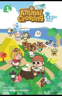 Animal Crossing: New Horizons, Vol. 1, 1: Deserted Island Diary