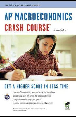 Ap(r) Macroeconomics Crash Course Book + Online