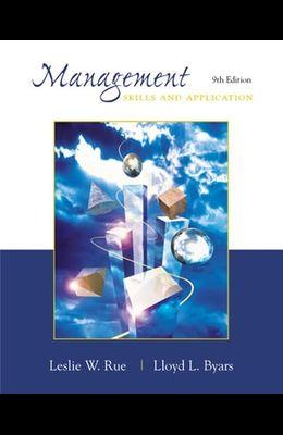 Rue ] Management: Skill and Applications W/Powerweb Mandatory Pkg ] 2000 ] 9