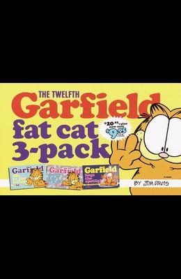 Twelfth Garfield Fat Cat 3-Pack