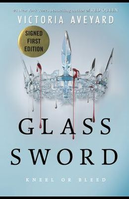 Glass Sword (Signed)