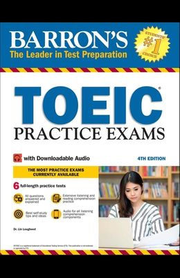 Toeic Practice Exams: With Downloadable Audio