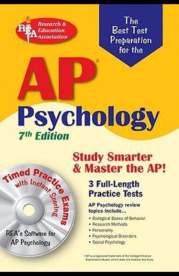 AP Psychology [With CDROM]