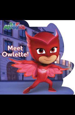 Meet Owlette!