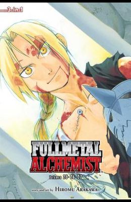 Fullmetal Alchemist (3-In-1 Edition), Vol. 9: Includes Vols. 25, 26 & 27