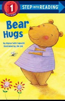 Bear Hugs (Step-Into-Reading, Step 1)