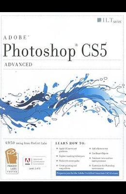 Photoshop CS5: Advanced, Student Manual [With CDROM]