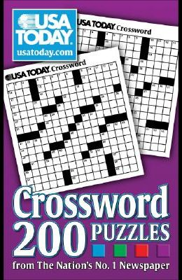 USA Today Crossword: 200 Puzzles from the Nation's No. 1 Newspaper