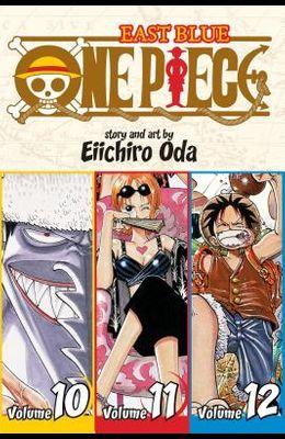 One Piece (Omnibus Edition), Vol. 4, 4: Includes Vols. 10, 11 & 12
