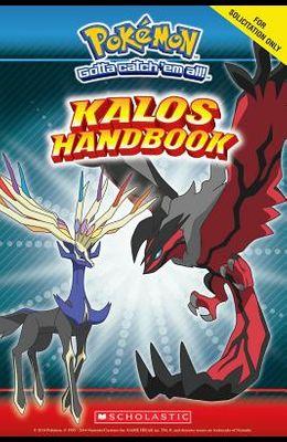 Kalos Region Handbook (Pokémon)