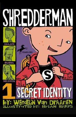 Shredderman: Secret Identity