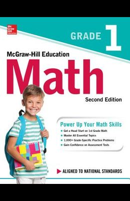 McGraw-Hill Education Math Grade 1, Second Edition