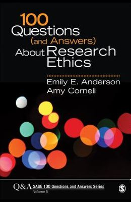 100 Questions (and Answers) about Research Ethics