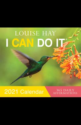 I Can Do It(r) 2021 Calendar: 365 Daily Affirmations