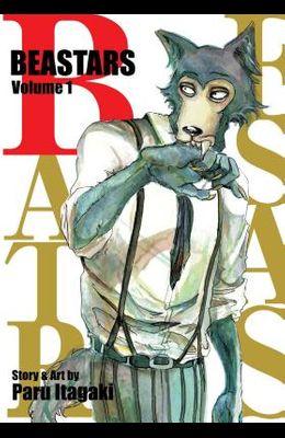 Beastars, Vol. 1, Volume 1