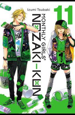 Monthly Girls' Nozaki-Kun 11