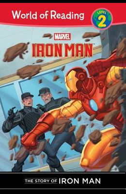 Iron Man: The Story of Iron Man