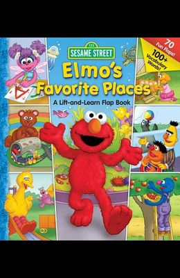Sesame Street Elmo's Favorite Places