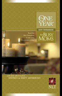 One Year New Testament for Busy Moms-NLT