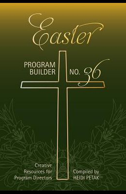 Easter Program Builder: Creative Resources for Program Directors