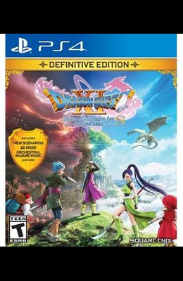 Dragon Quest XI S: Echoes of an Elusive Age Defini