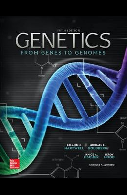 Connect 1-Semester Access Card for Genetics