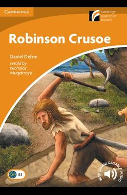 Robinson Crusoe: Paperback Student Book Without Answers