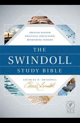 The Swindoll Study Bible NLT