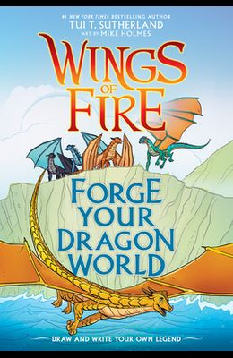 Wings of Fire: Forge Your Dragon World
