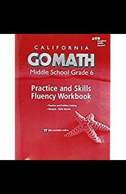 Practice Fluency Workbook Grade 6