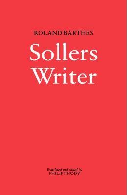 Writer Sollers