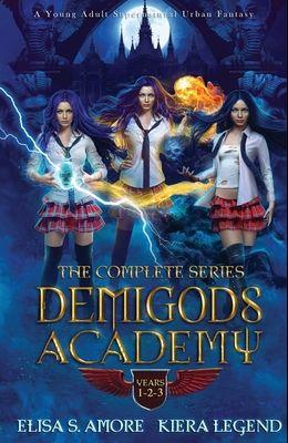 Demigods Academy - Season One: Books 1-3 (Young Adult Supernatural Urban Fantasy)