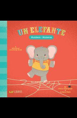 Un Elefante: Numbers-Numeros: Numbers- Numeros