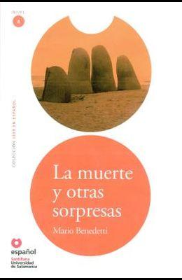 Muerte y Otra Sorpresas (Book + CD)