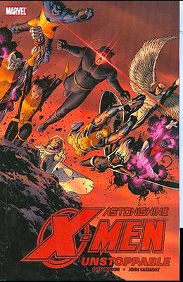 Astonishing X-Men, Vol. 4: Unstoppable
